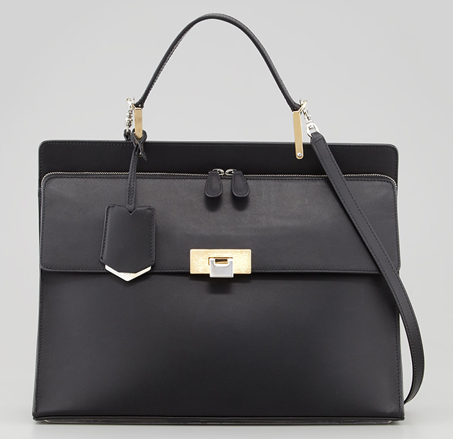 Balenciaga Le Dix Bag Black