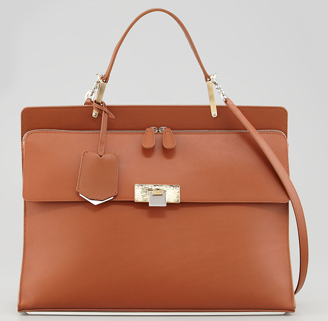 Balenciaga Le Dix Bag Brown