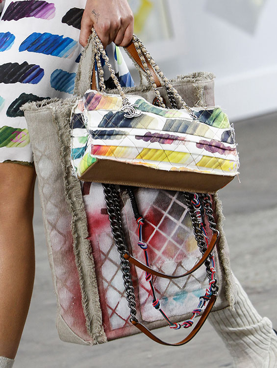 Chanel Spring 2014 Handbags (34)