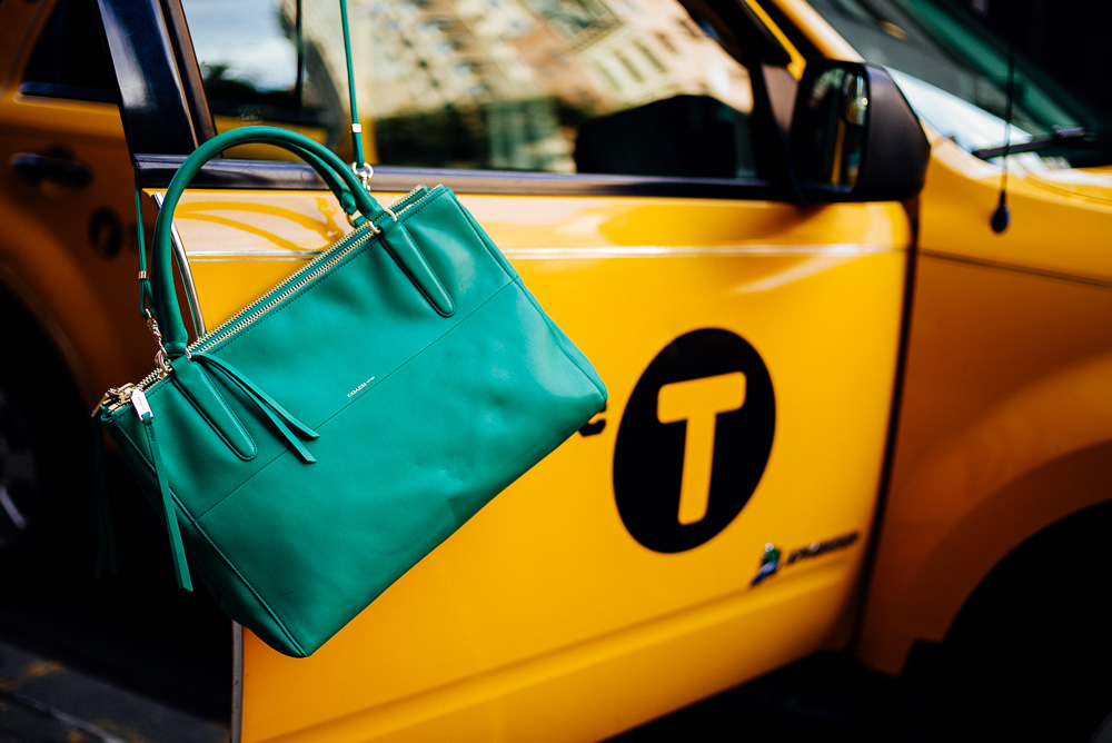 The Coach Borough Bag Lives a Day In the Life of PurseBlog's New York Story (10)
