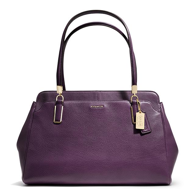 Coach Madison Kimberly Carryall Bag