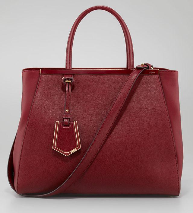 Fendi Scarlet 2 Jours Bag
