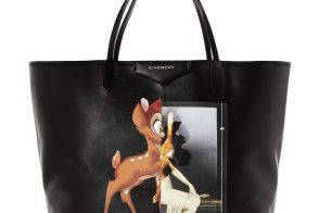 Givenchy's Ever-Popular Bambi Sweatshirt Also Comes in Bag Form