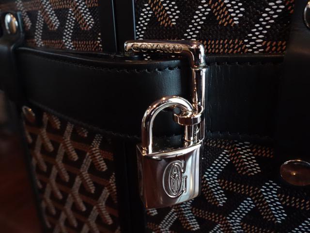 Goyard Trunk Lock