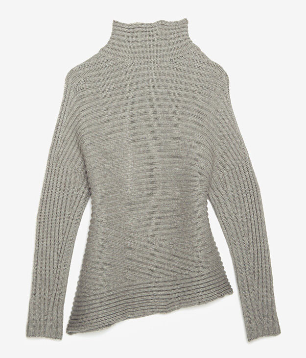 Helmut Lang Articulated Wool Sweater