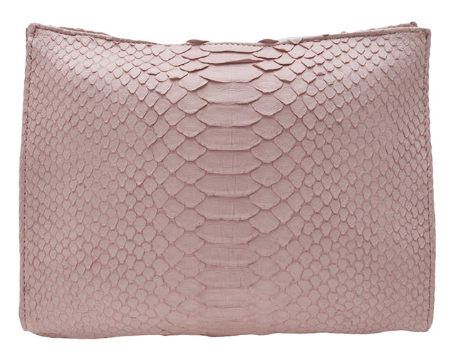 Hunting Season Python Print Clutch