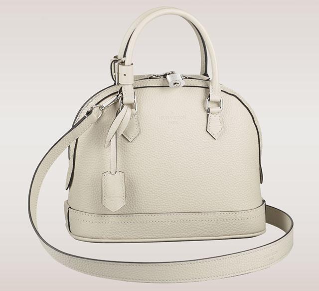 Louis Vuitton Alma PPM Blanc Casse