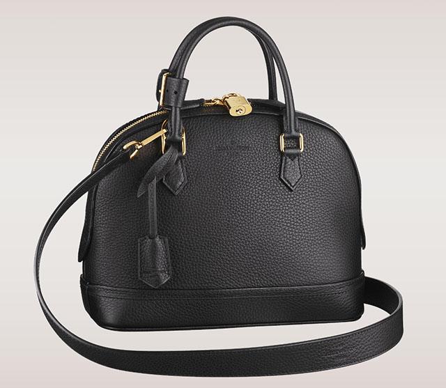 Louis Vuitton Alma PPM Taurillon Black