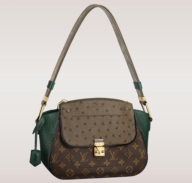Louis Vuitton Majestueux Shoulder Bag