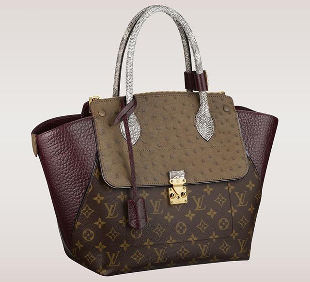 Louis Vuitton Majestueux Tote MM