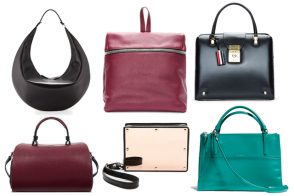 For Handbags, Minimalism is Fall's Chicest Look