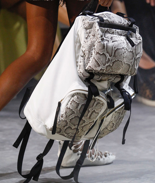 Moncler Gamme Rouge Spring 2014 Handbag