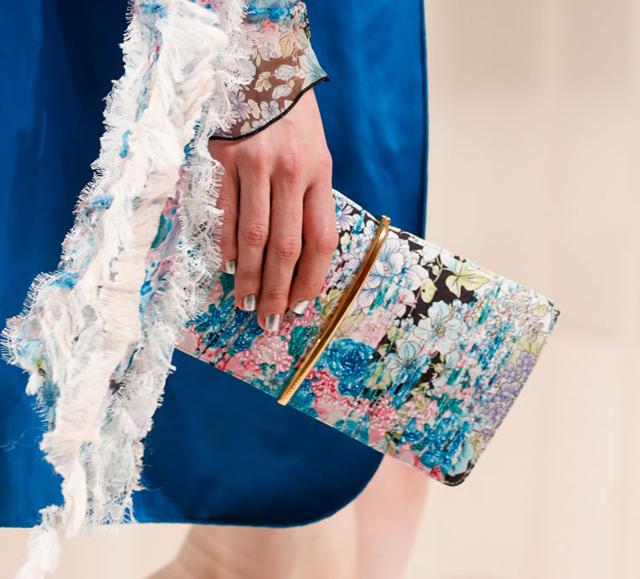 Nina Ricci Spring 2014 Handbag