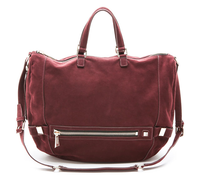 Botkier Honore Suede Hobo