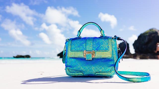 Rebecca Minkoff Iridescent Elle Bag