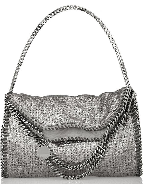 Stella McCartney Falabella Woven Bag