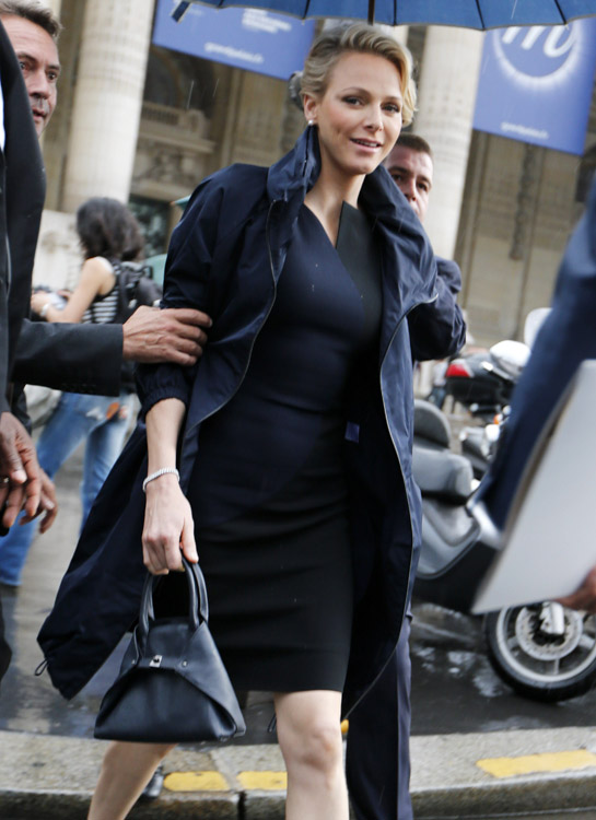The Many Bags of Celebs at Paris Fashion Week Spring 2014-14