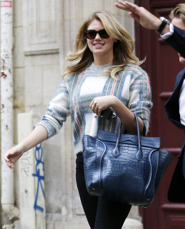 The Many Bags of Celebs at Paris Fashion Week Spring 2014-20