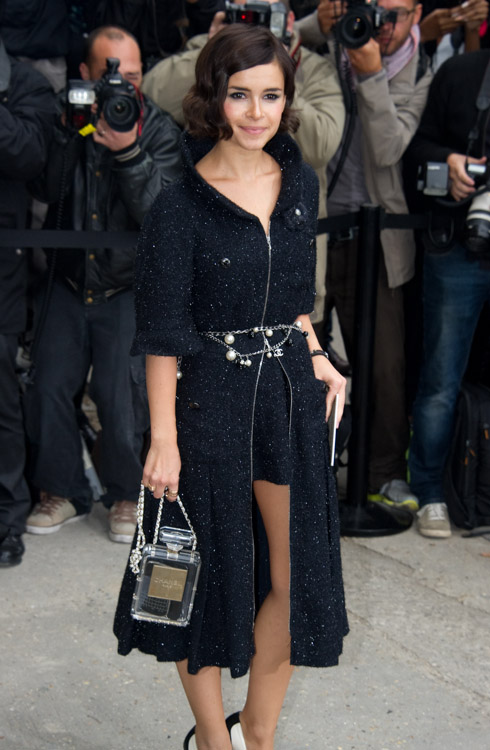 The Many Bags of Celebs at Paris Fashion Week Spring 2014-26