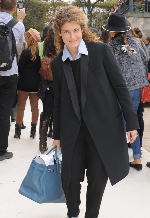 The Many Bags of Celebs at Paris Fashion Week Spring 2014-42