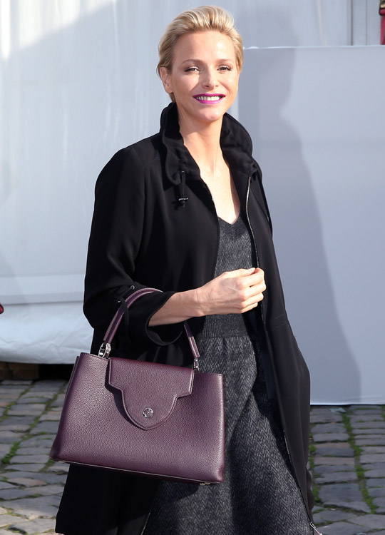 The Many Bags of Celebs at Paris Fashion Week Spring 2014-50