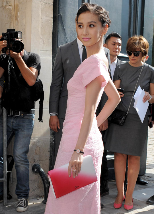The Many Bags of Celebs at Paris Fashion Week Spring 2014-6