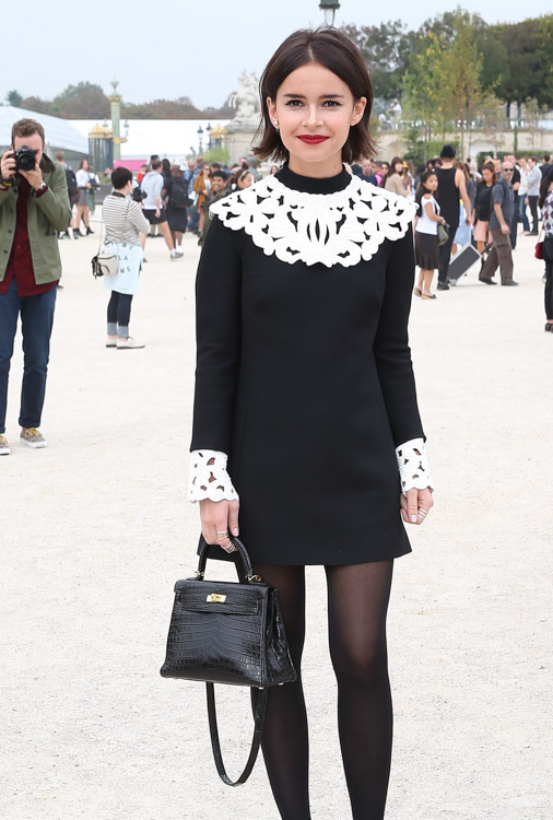 The Many Bags of Celebs at Paris Fashion Week Spring 2014-7