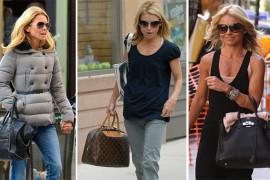 The Many Bags of Kelly Ripa