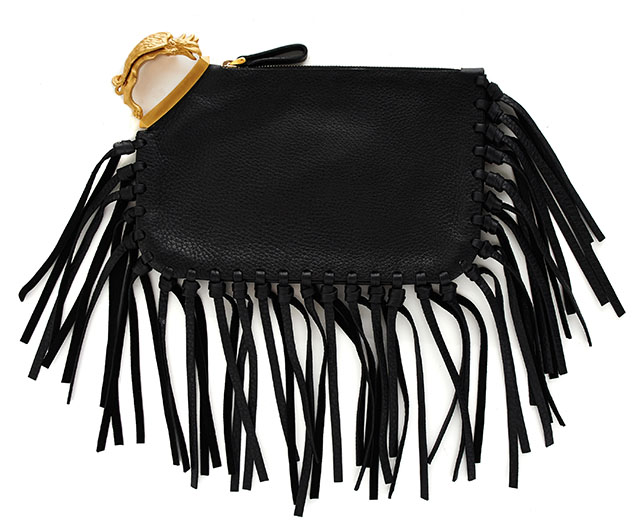 Valentino Gryphon Finger Clutch