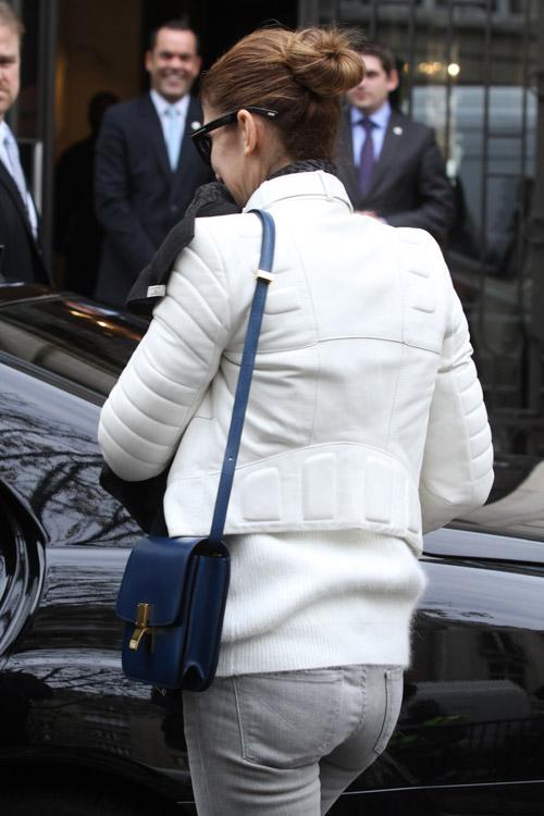 Celine Dion Celine Classic Box Bag-4