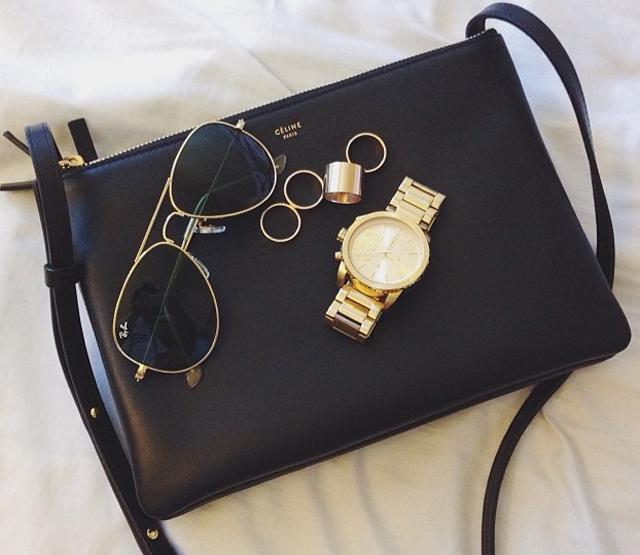 Celine Trio Bag Contents