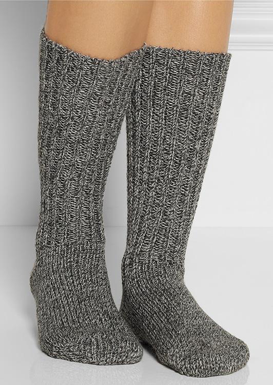 Falke Bootsock Wool Blend Socks