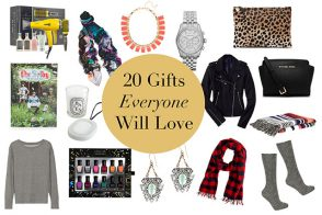 Get Started on Holiday Shopping with 20 Gifts Everyone Will Love