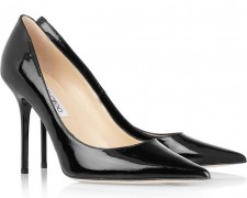 Jimmy Choo Abel Patent Leather Pumps