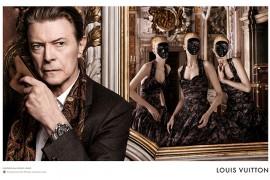 Louis Vuitton David Bowie Ad Campaign 2