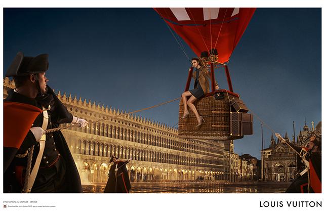 Louis Vuitton David Bowie Ad Campaign 4