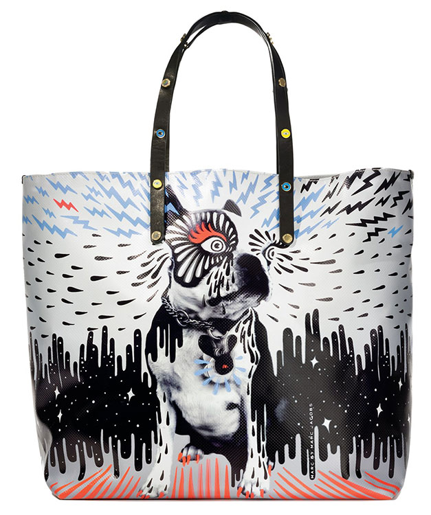 Marc by Marc Jacobs Animal Tote