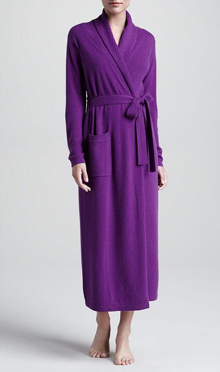 Neiman Marcus Cashmere Robe