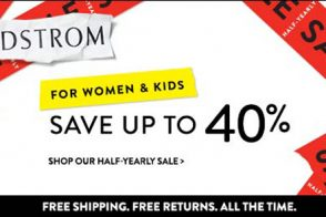 The 2013 Nordstrom Half-Yearly Sale Starts Now!