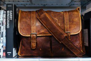 Man Bag Monday: Ona Brixton Camera Bag