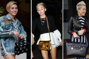 The Many Bags of Miley Cyrus, Part Two