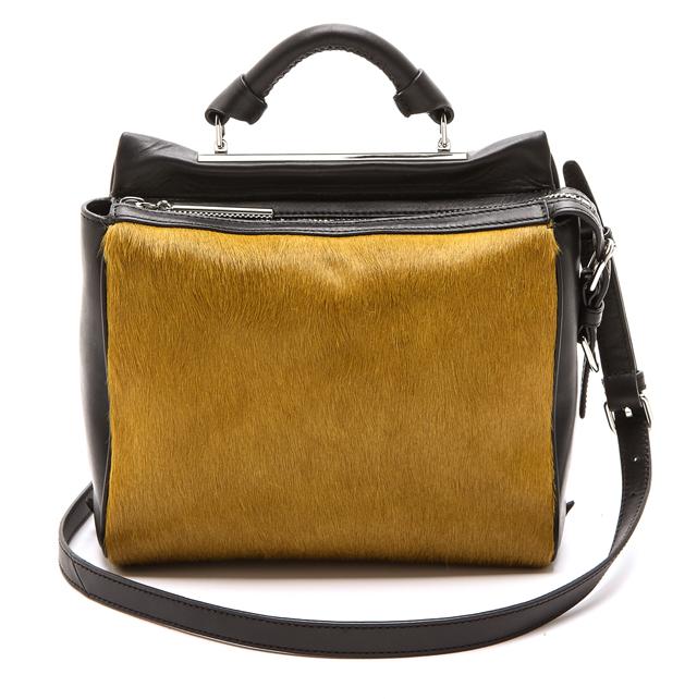 3.1 Phillip Lim Calf Hair Ryder Bag
