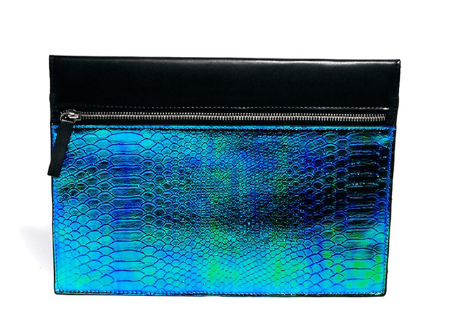 ASOS Holographic Clutch