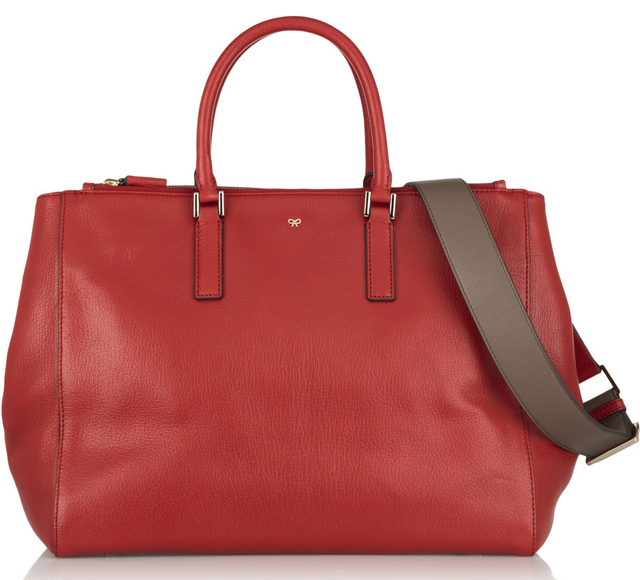 Anya Hindmarch Ebury Leather Tote