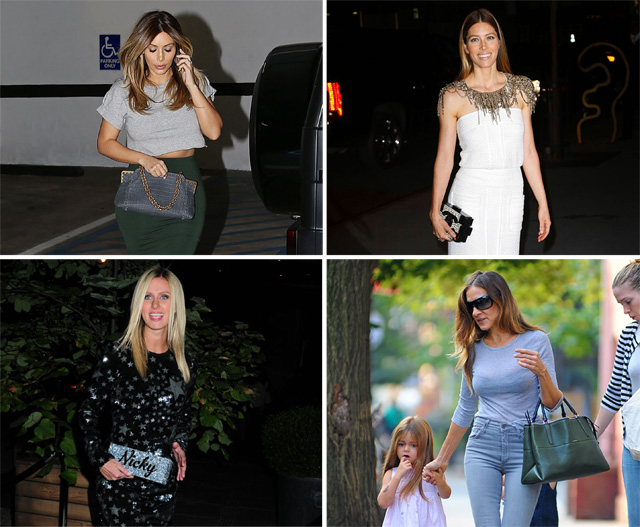 Best Celeb Bag Moments of 2013