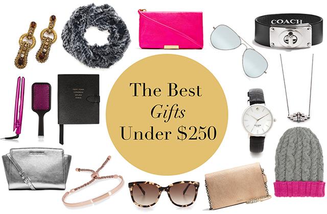 Best Gifts Under $250