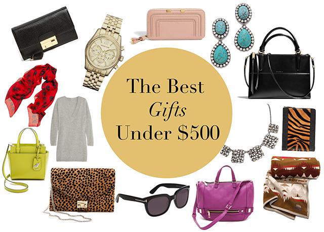 Best Gifts Under 500