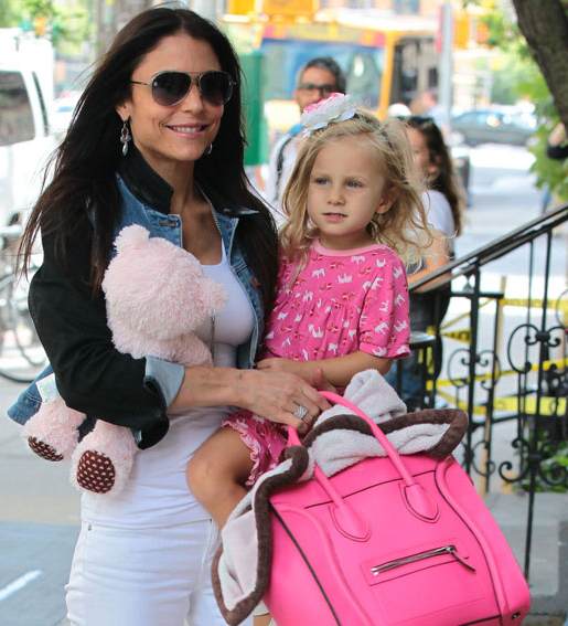 Celebs and Celine Luggage Totes 31