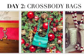 #12Days of Handbags Day 2: Crossbody Bags