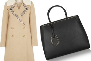 Carry This With That: Fendi 2Jours and J.Crew Coat
